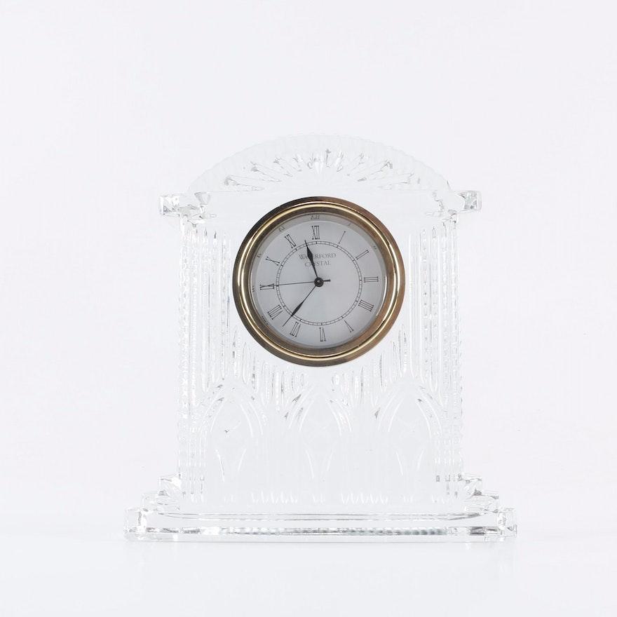 Waterford Crystal Westminster Mantel Clock