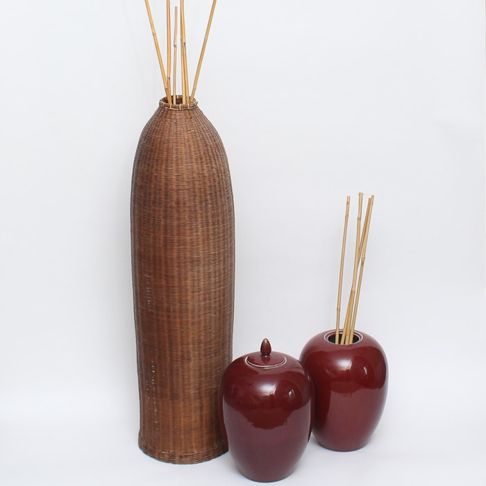 Collection of Vase Decor