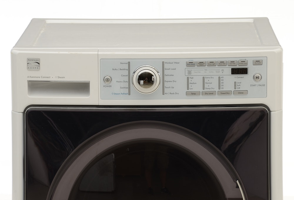 Kenmore Elite Stacking Washer And Dryer Ebth