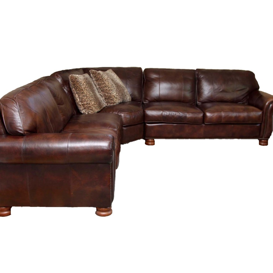 thomasville sectional sofa thomasville sectional sofas terrific leather thesofa. Black Bedroom Furniture Sets. Home Design Ideas