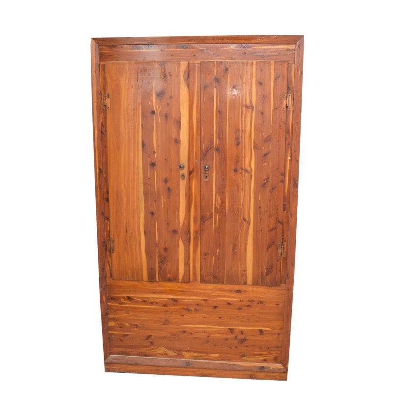 Cedar Wardrobe By Murphy Furniture ...