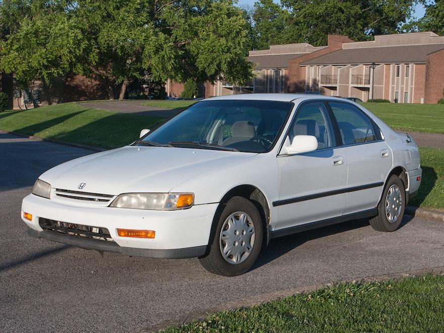 1995 Honda Accord LX Sedan | EBTH