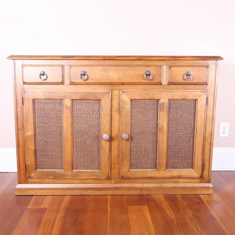 French Country Style Buffet by Lane Furniture