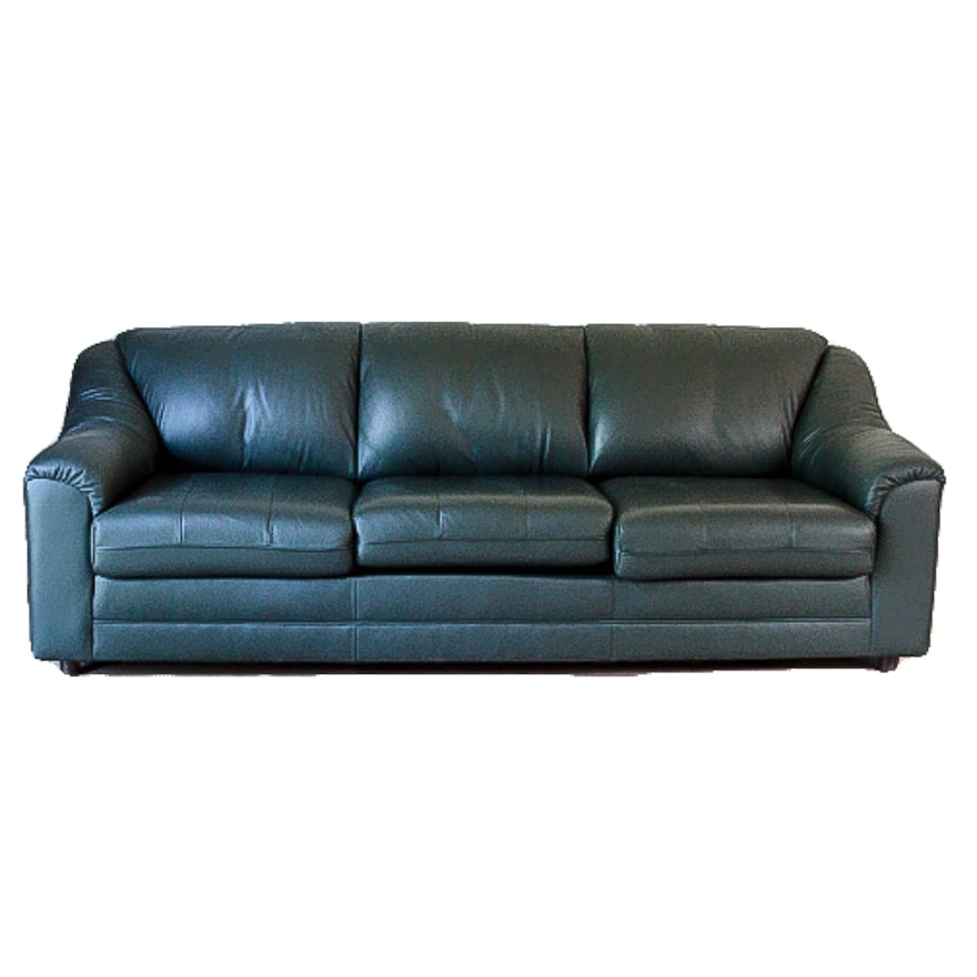 Italian Leather Sofa The Brick Coach Factory Shop Within ...