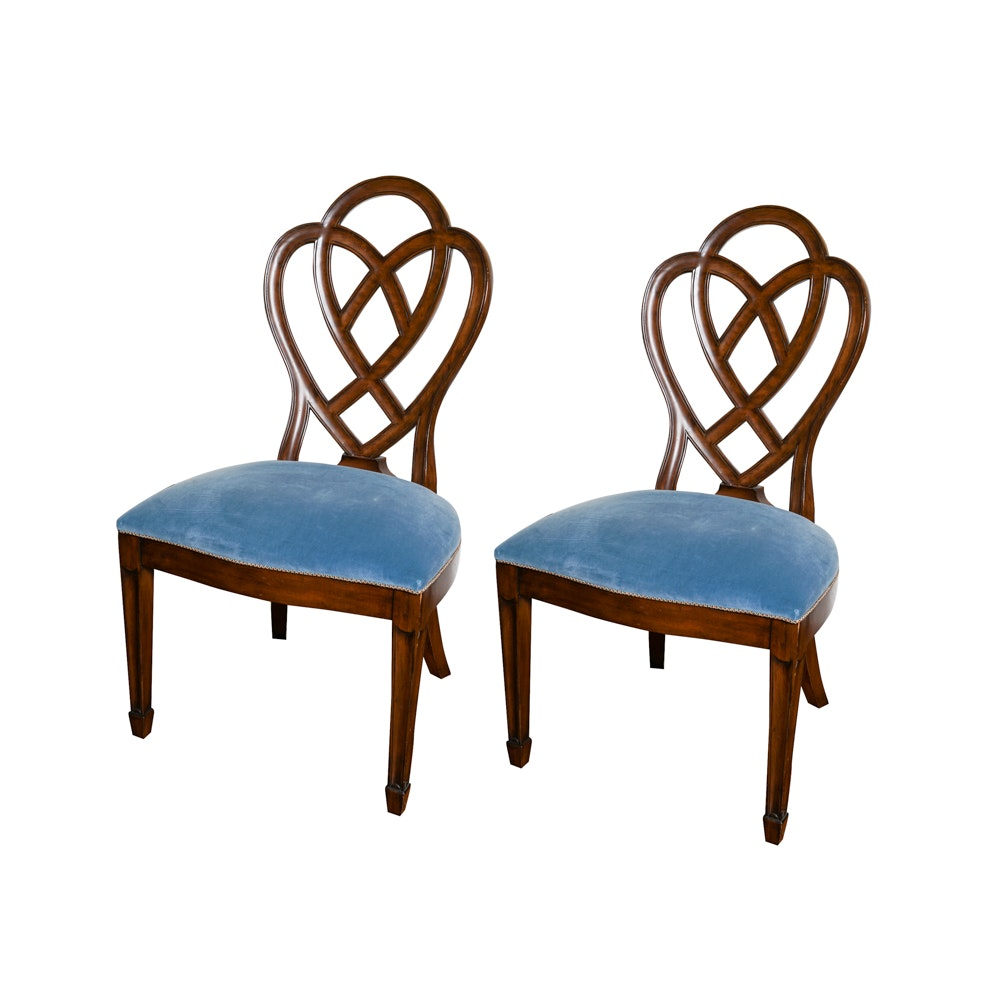 Pair of Ethan Allen Dining Chairs