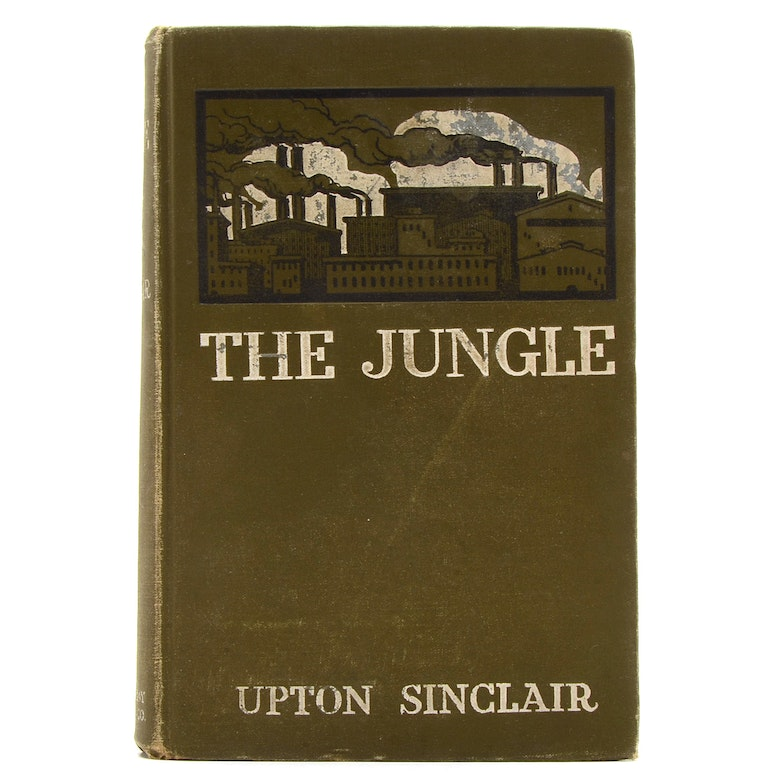an analysis of the book the jungle by upton sinclair jr On this day, upton sinclair, pulitzer prize-winning writer and reformer, is born in baltimore, maryland sinclair came from a once well-to-do southern family that had suffered reverses.