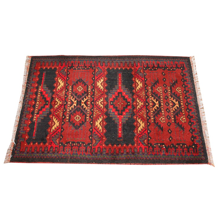 Power Loomed Turkish-Style Accent Rug
