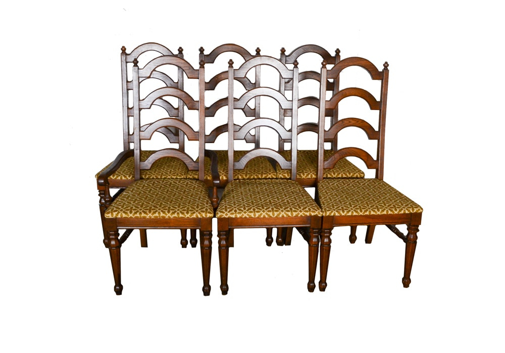 Vintage Broyhill Dining Chairs ...