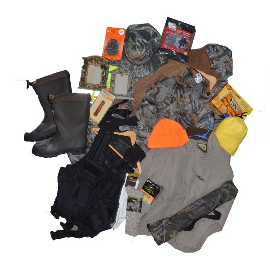 67c7d645241f9 Men's Hunting Gear featuring Columbia and Cabela's : EBTH