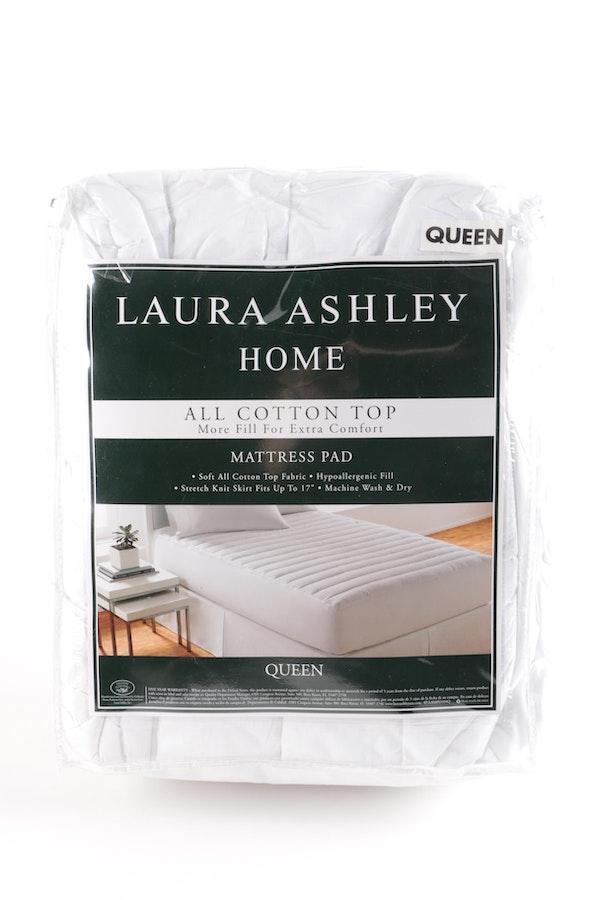 laura ashley mattress pad Mattress Protectors: Mattress Pad Laura Ashley laura ashley mattress pad