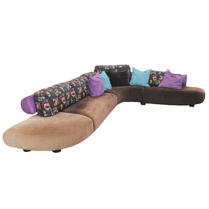 Modernist Sectional Sofa