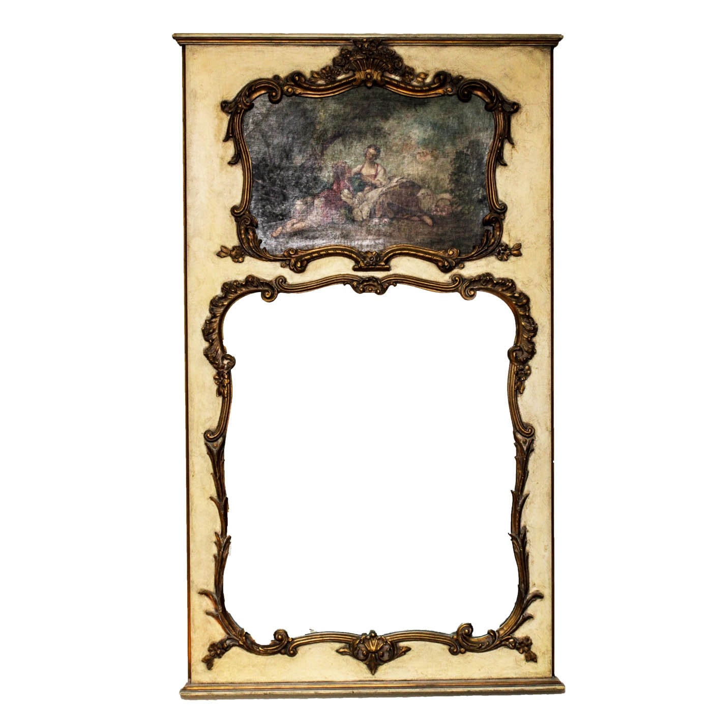 Classical Style French Wall Mirror
