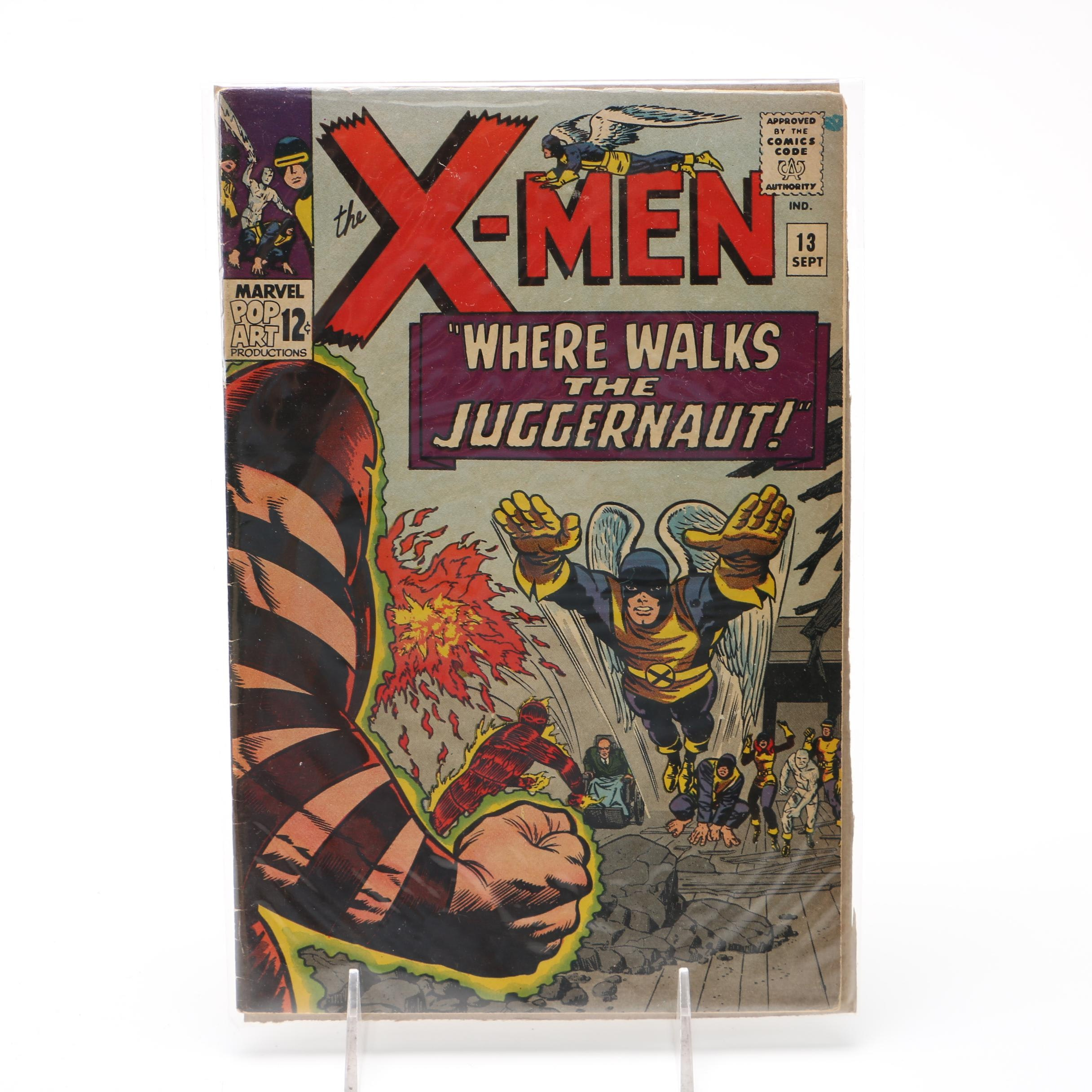 "Marvel ""Uncanny X-Men"" Comic Book"