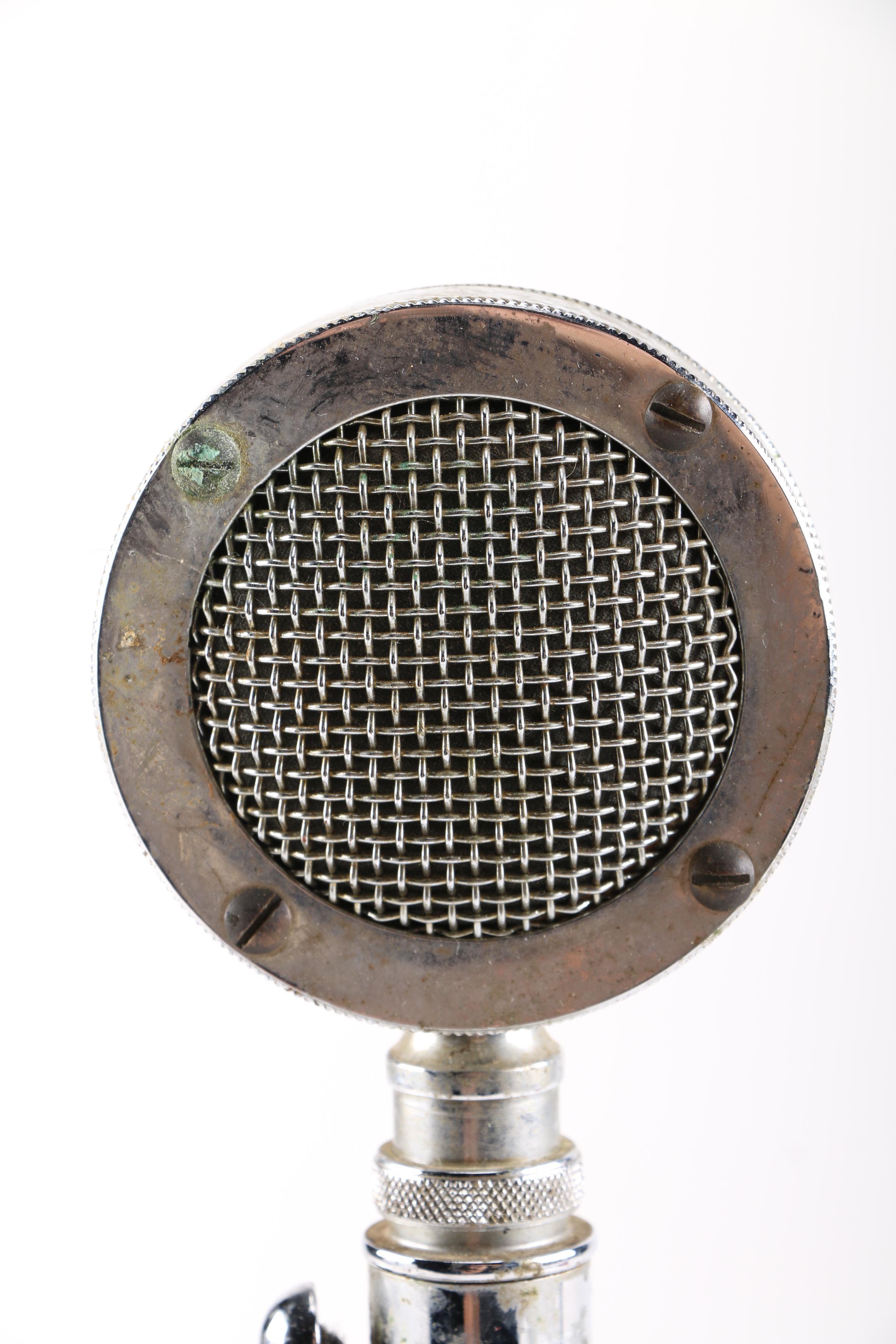 Astatic Corporation D-104 Microphones : EBTH