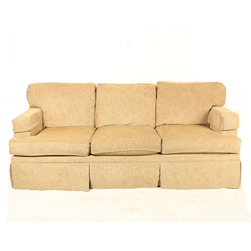 Upholstered Sofa by Henredon