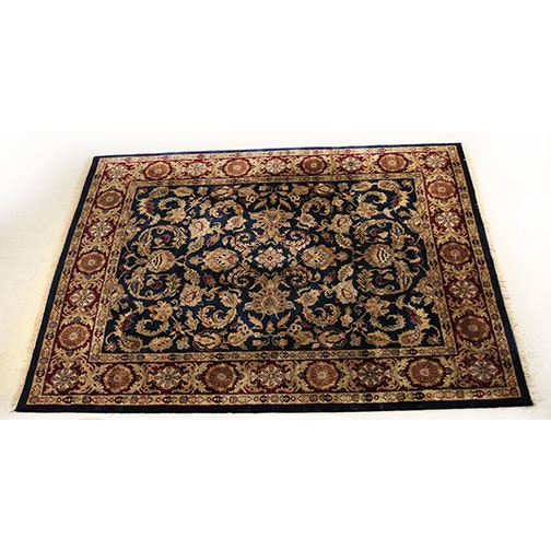 Hand-Knotted Pak-Persian Area Rug
