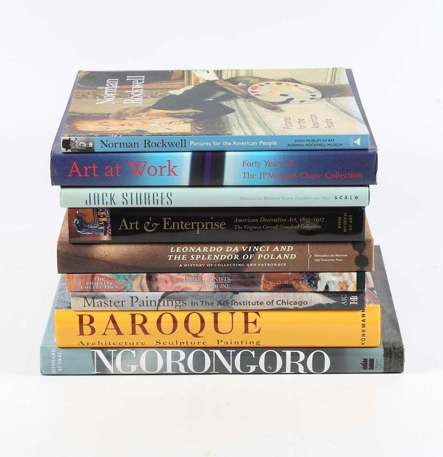 Art coffee table books ebth art coffee table books geotapseo Choice Image