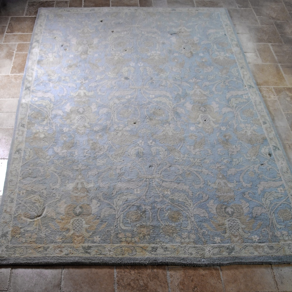 """Pottery Barn Hand-Tufted Wool """"Darby"""" Area Rug"""