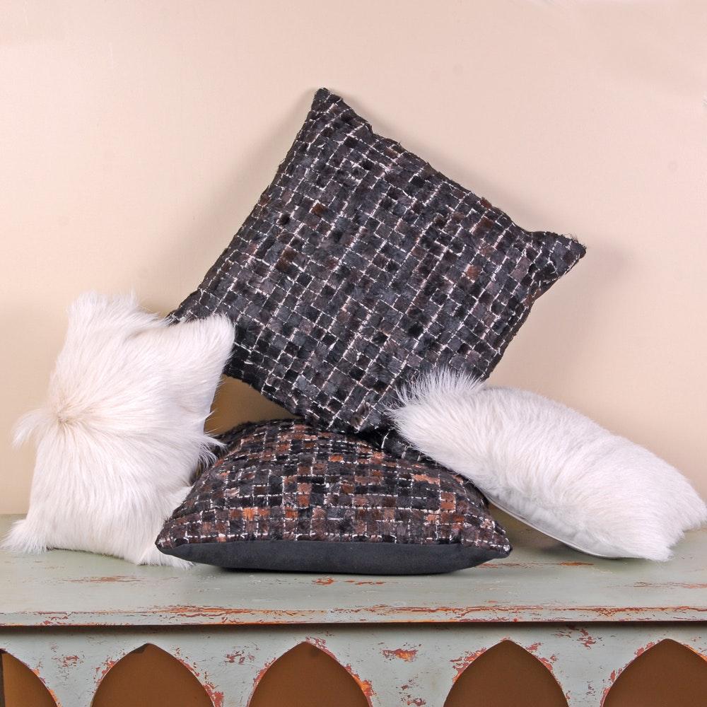 Hide Designer Pillows