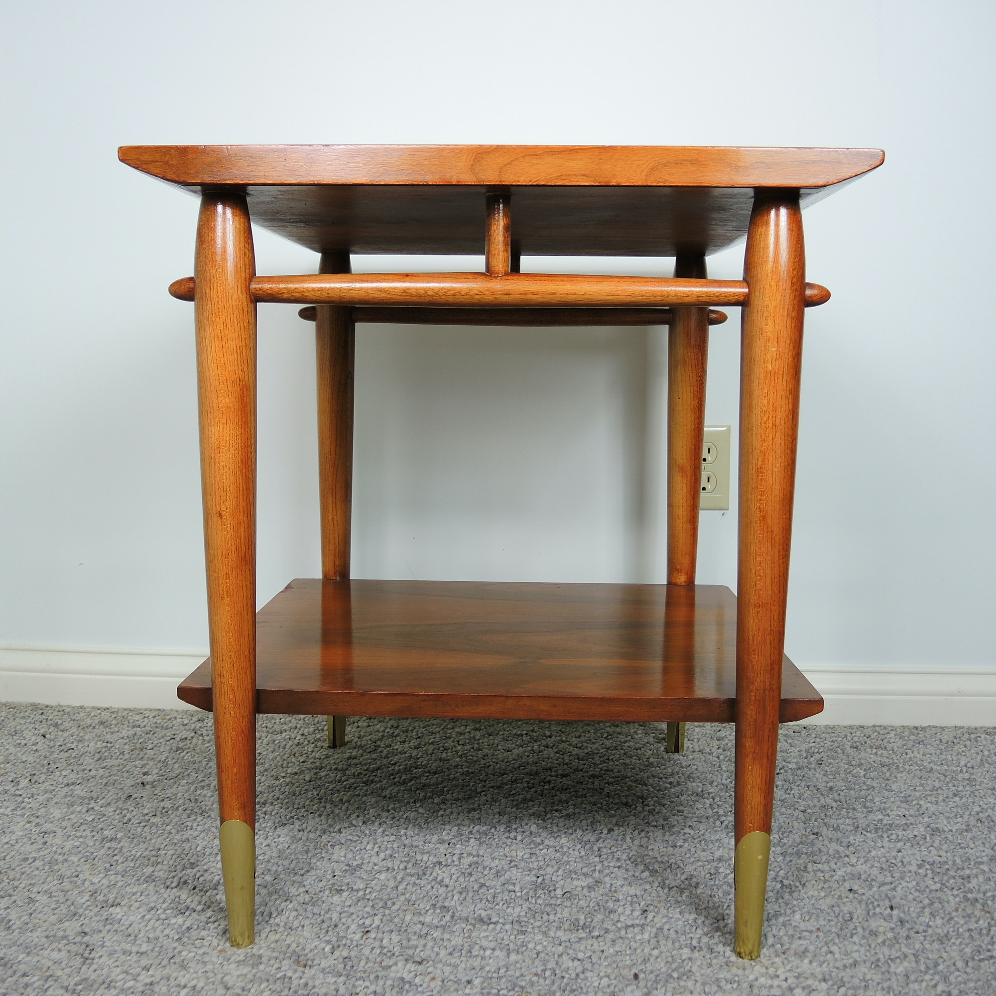 Mid Century Modern End Table by Lane