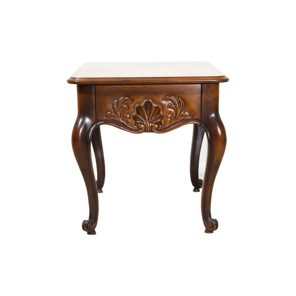 Drexel French Style End Table