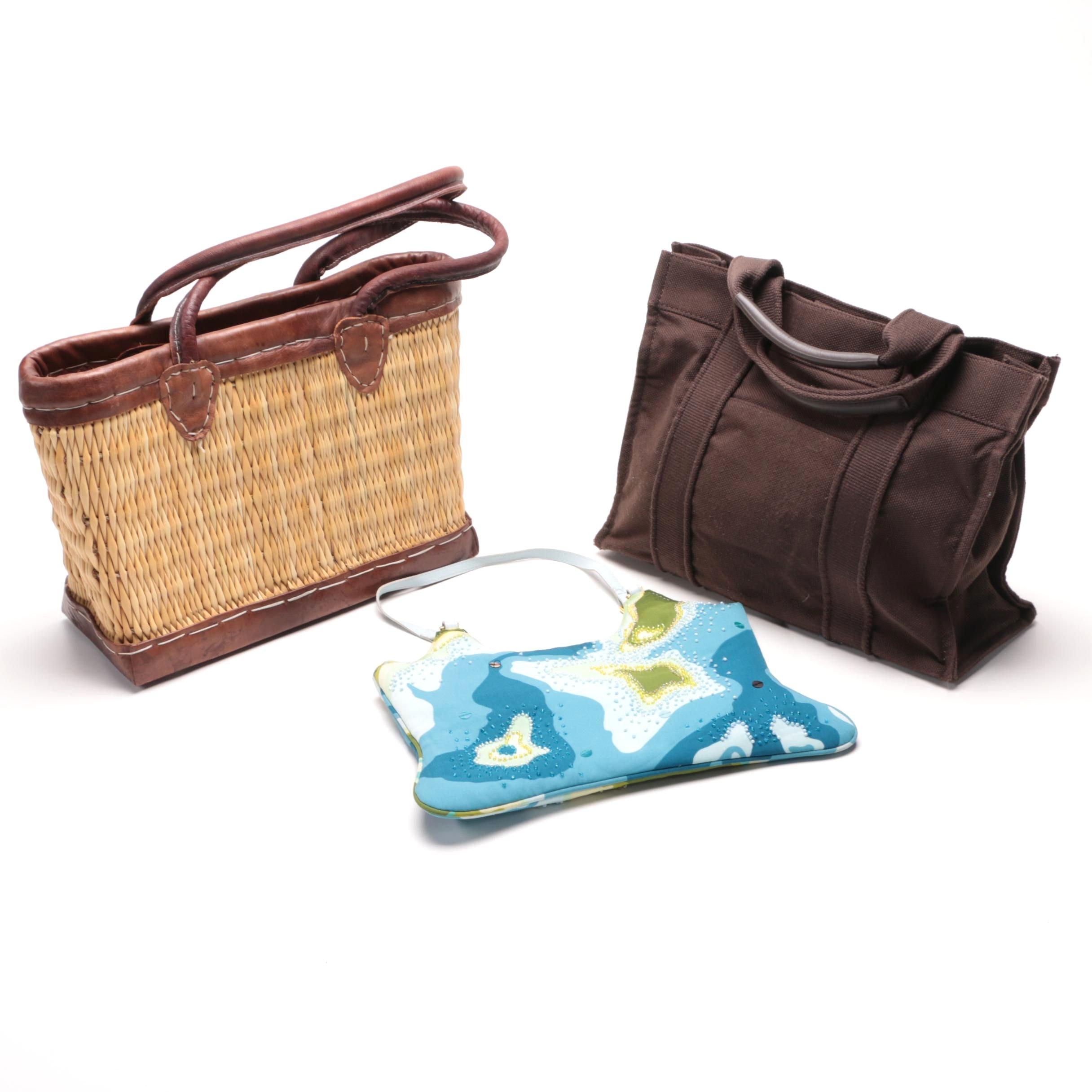 Handbags Including Diane von Furstenberg