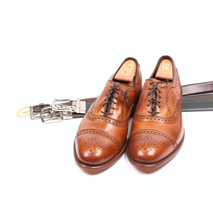 49f8f8d55a0e Assortment of Belts and Designer Shoes   EBTH