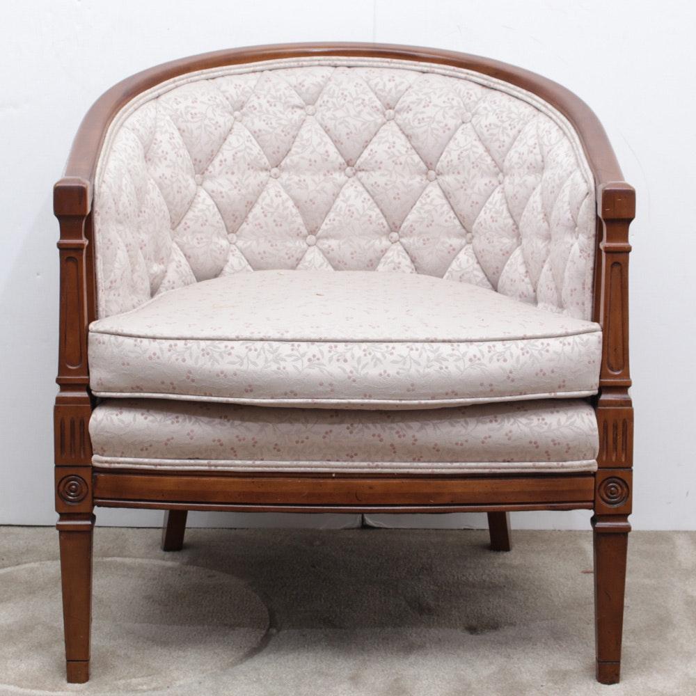 vintage club chair - Retro Chairs