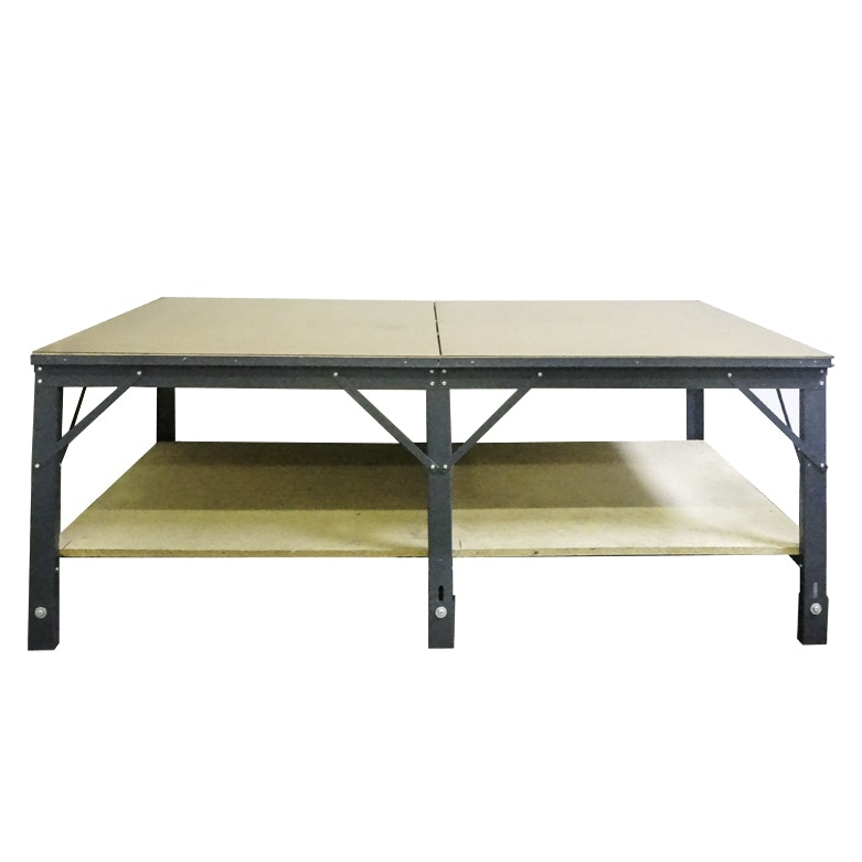 Two-Tier Work Bench