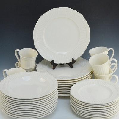 Fashion Plates \ Tuscan Villa\  Ironstone Dinnerware ... & Fashion Plates \