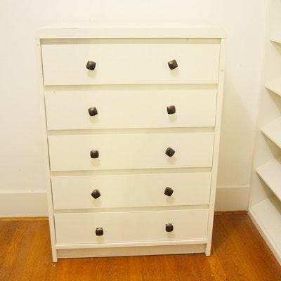 Off White Dresser EBTH.com