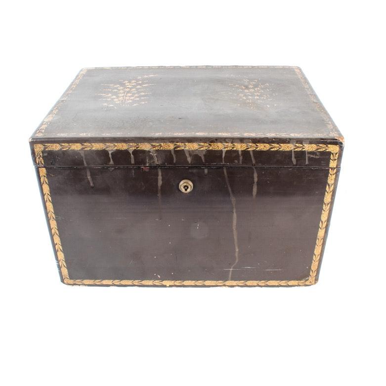 Vintage Chinoiserie Box