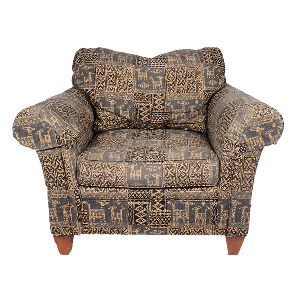 Club Chair by Stickley Fine Upholstery