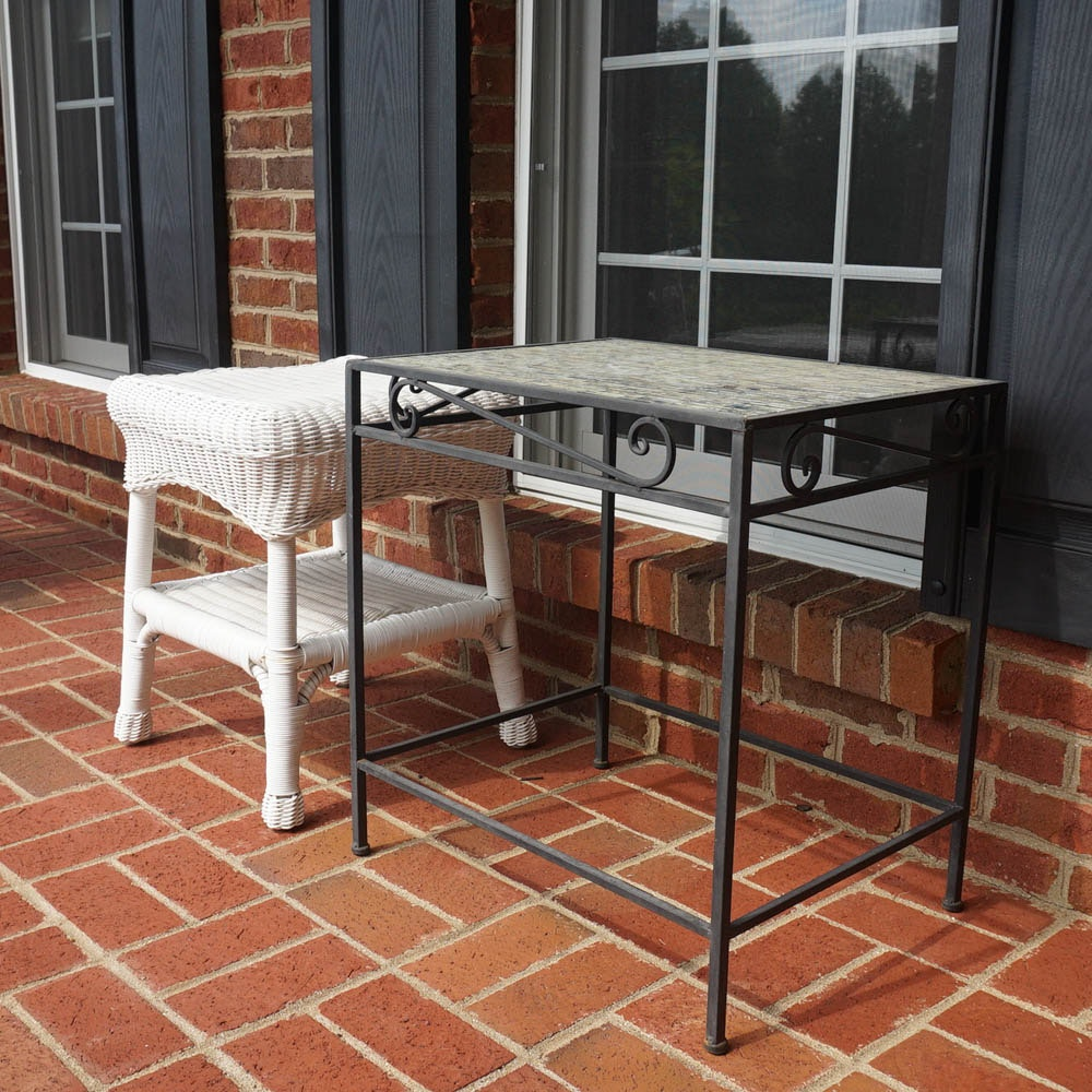 Patio and Garden Tables