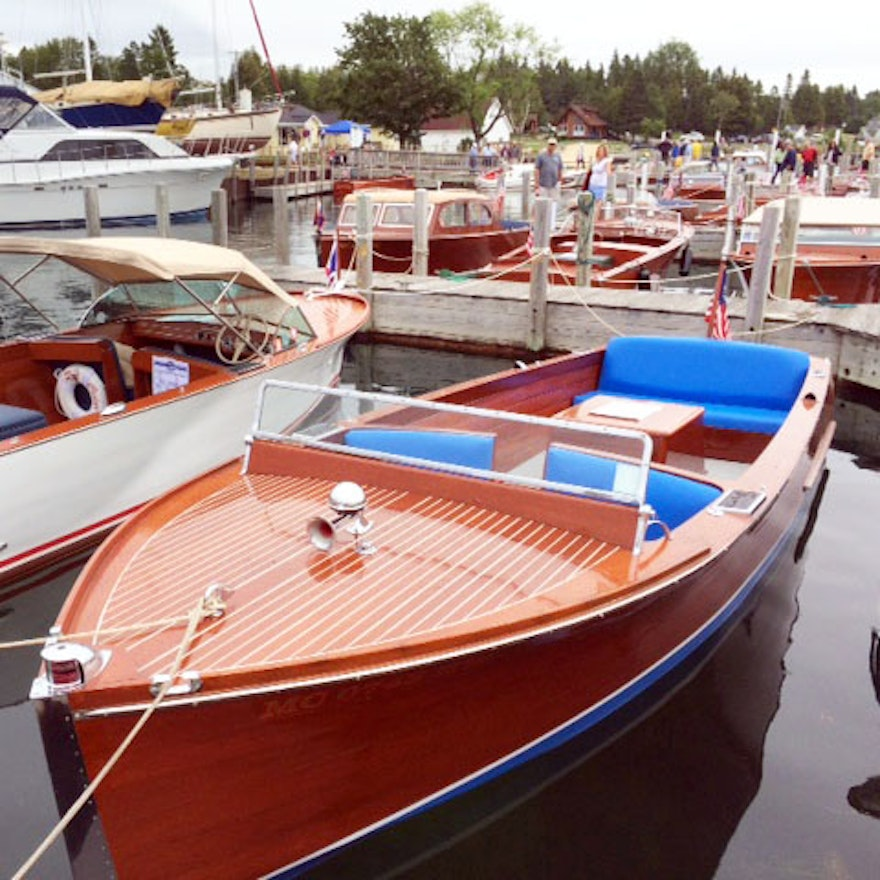 Chris Craft Utility Deluxe