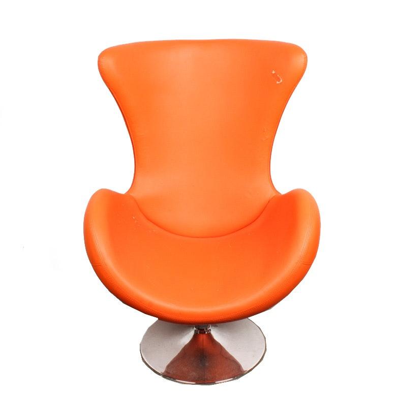 Mid Century Modern Egg Chair