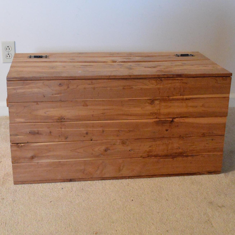 Cedar Wood Trunk