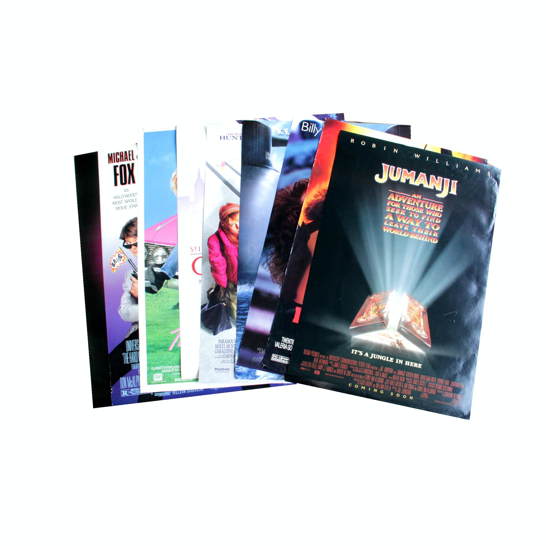 Ten Comedy, Fantasy and Drama Genre Movie Posters