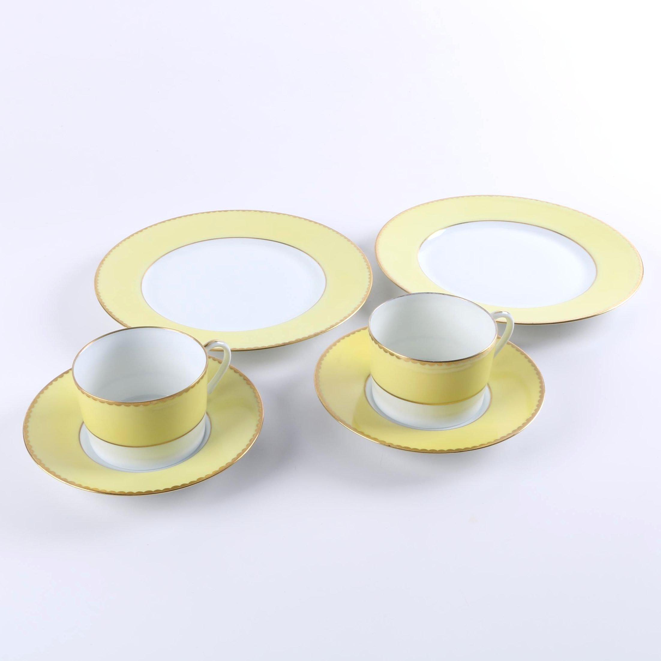 Limoges for Tiffany & Co. Breakfast Set