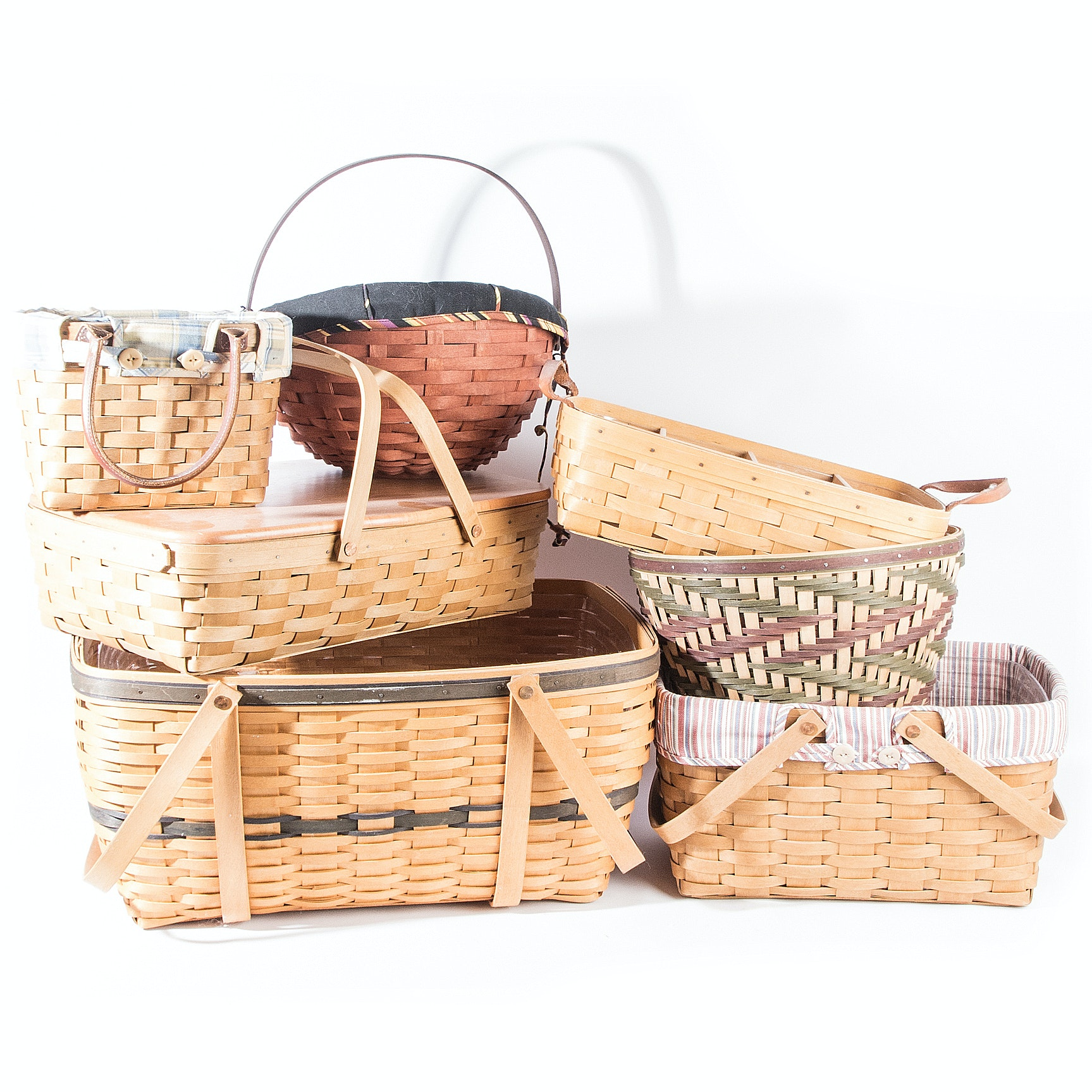 Longaberger Baskets For Sale Longaberger Baskets: longaberger baskets for sale