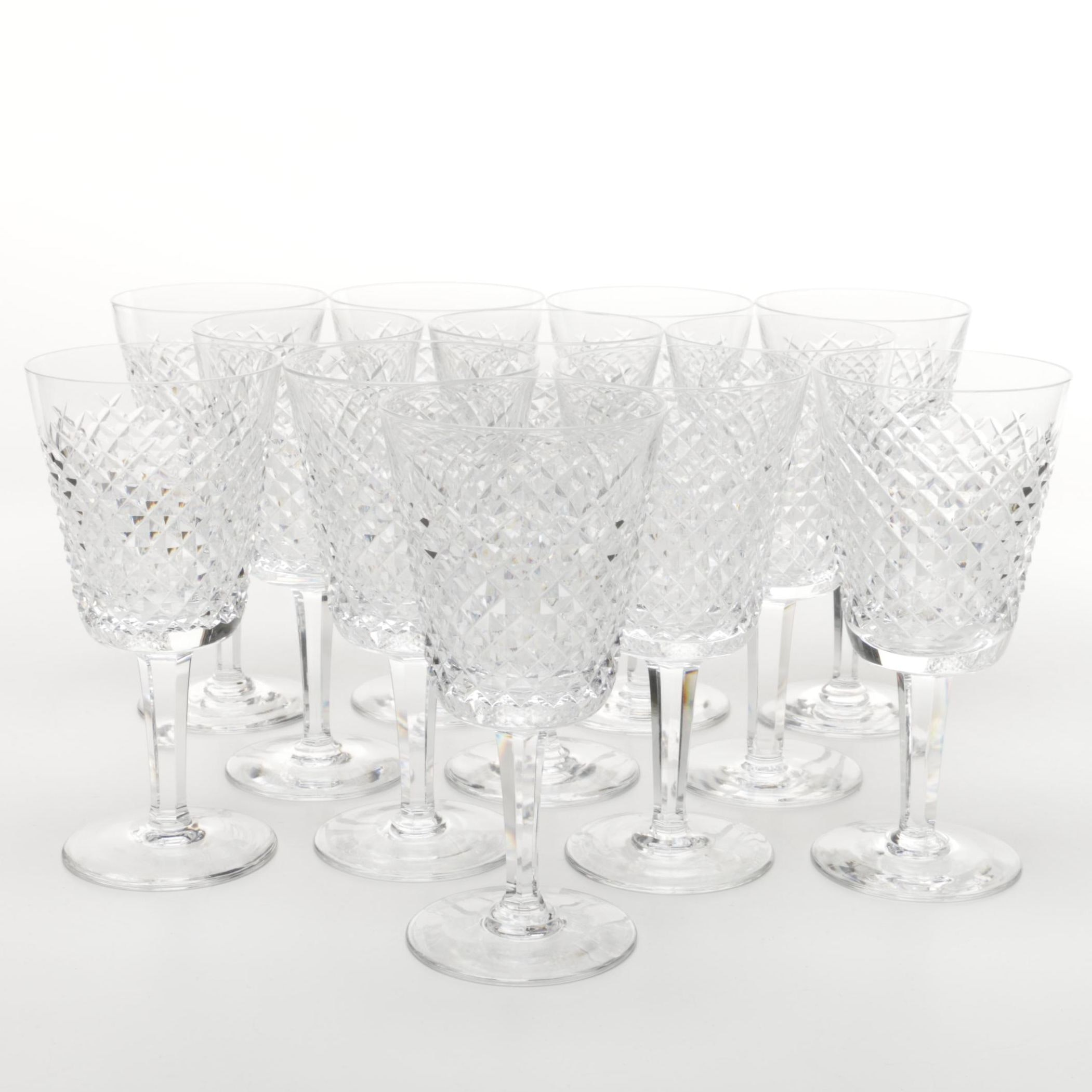 Waterford Crystal Water Goblets