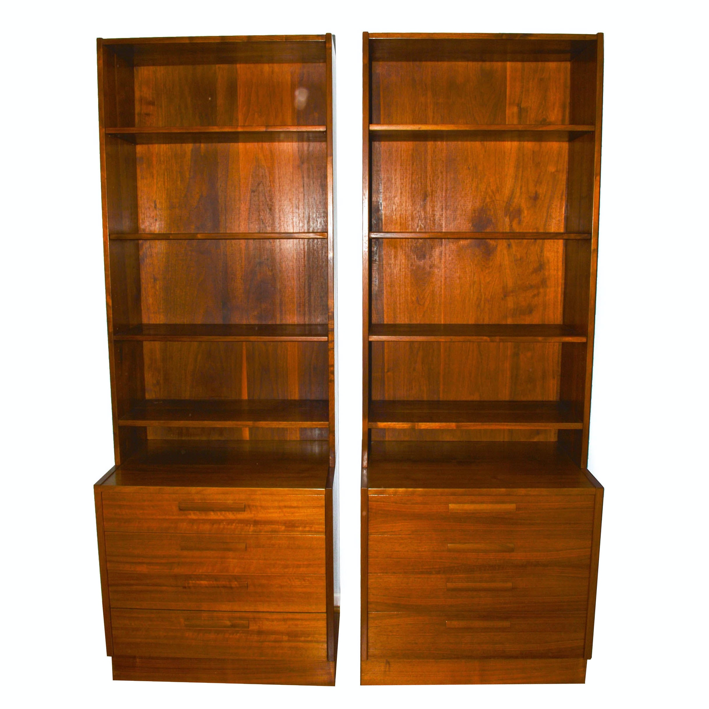Troeds-Bjärnum Swedish Modern Bookcases