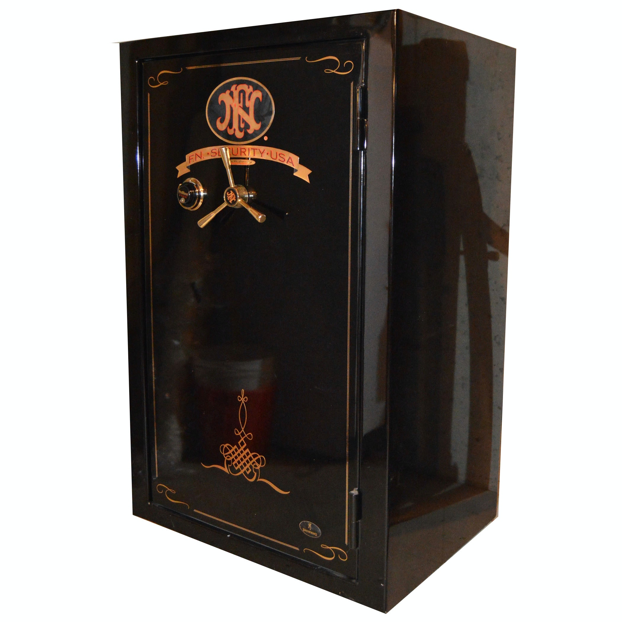Fireproof Gun and Rifle Safe by Browning