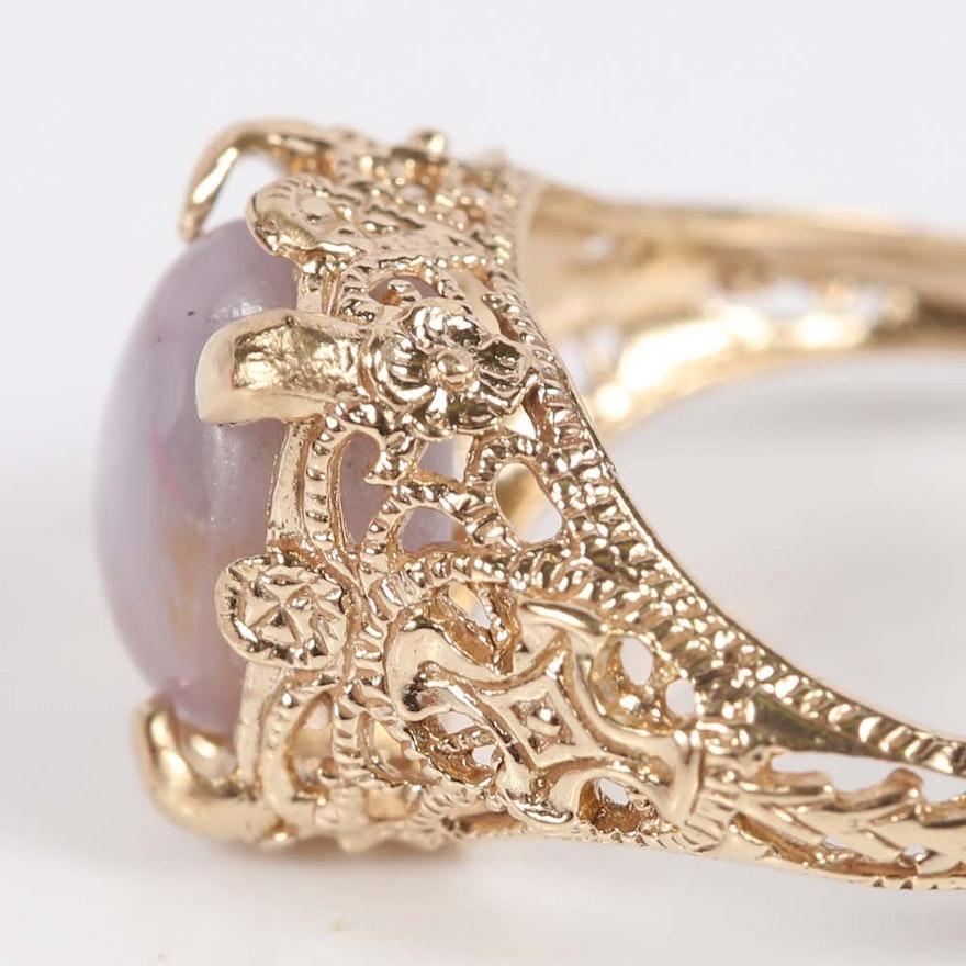 Premier Jewelry Filigree Ring