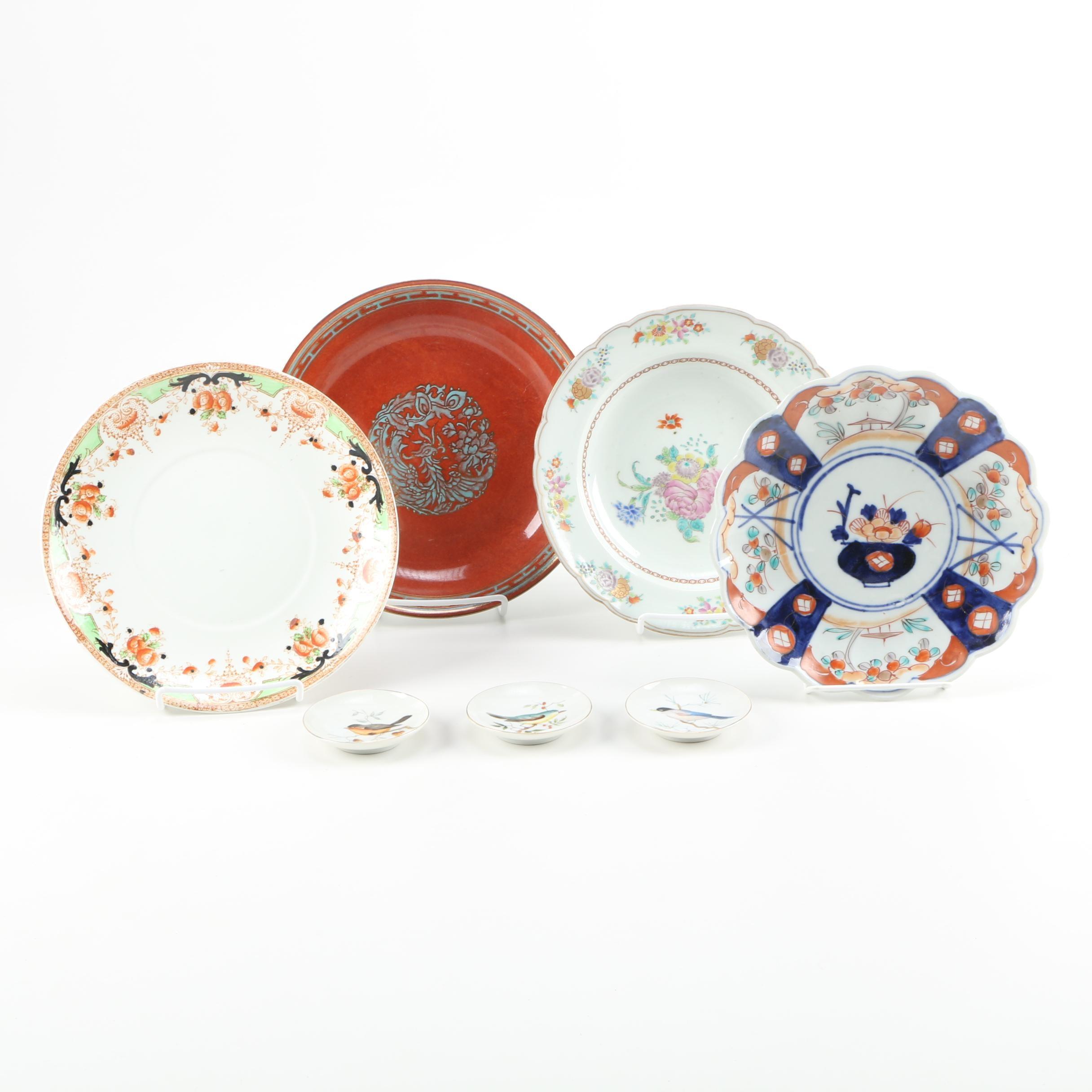 East Asian Decorative Plates ...  sc 1 st  EBTH.com & East Asian Decorative Plates : EBTH