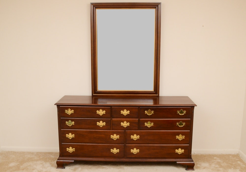 Statton Trutype Americana Handcrafted Cherry Chest of Drawers