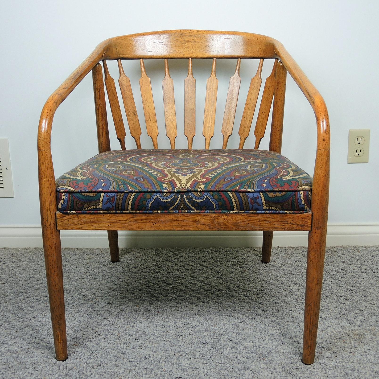 "Mid Century Modern ""Declaration"" Armchair by Drexel"