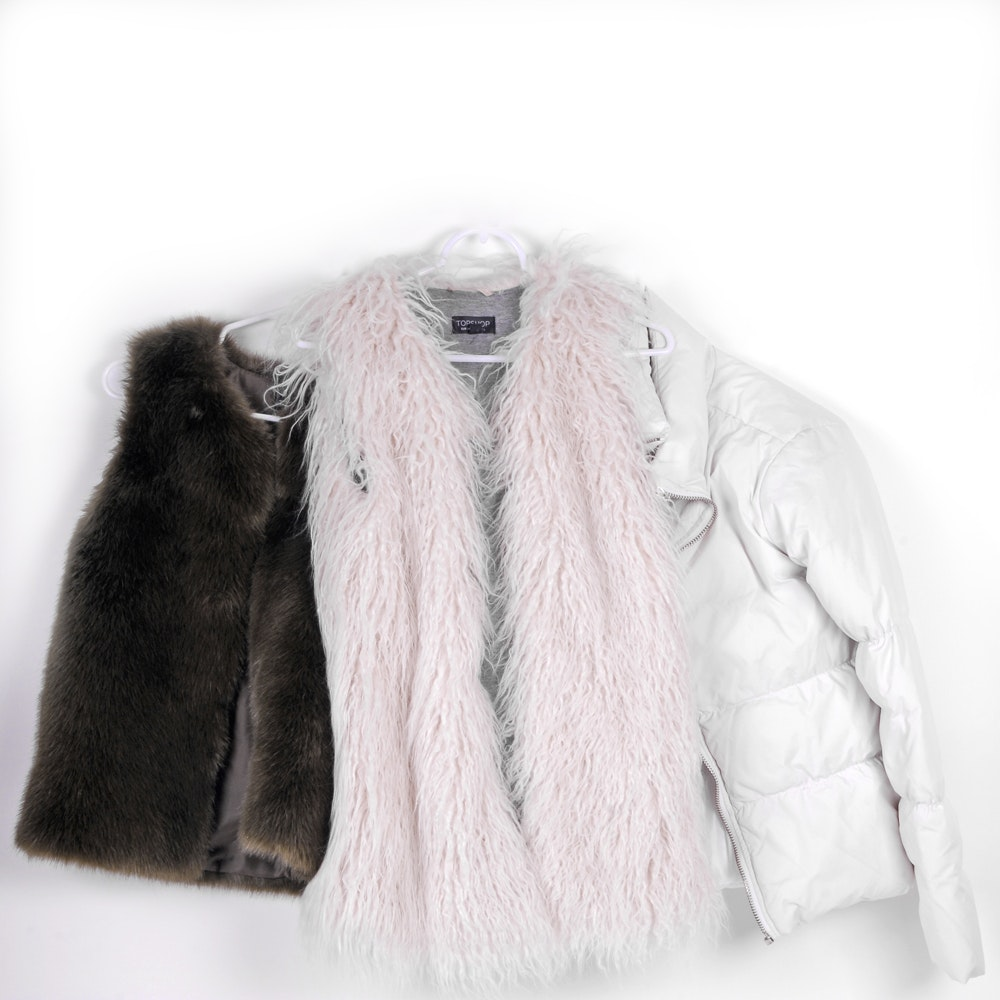 Collection of Women's Fashion Outerwear