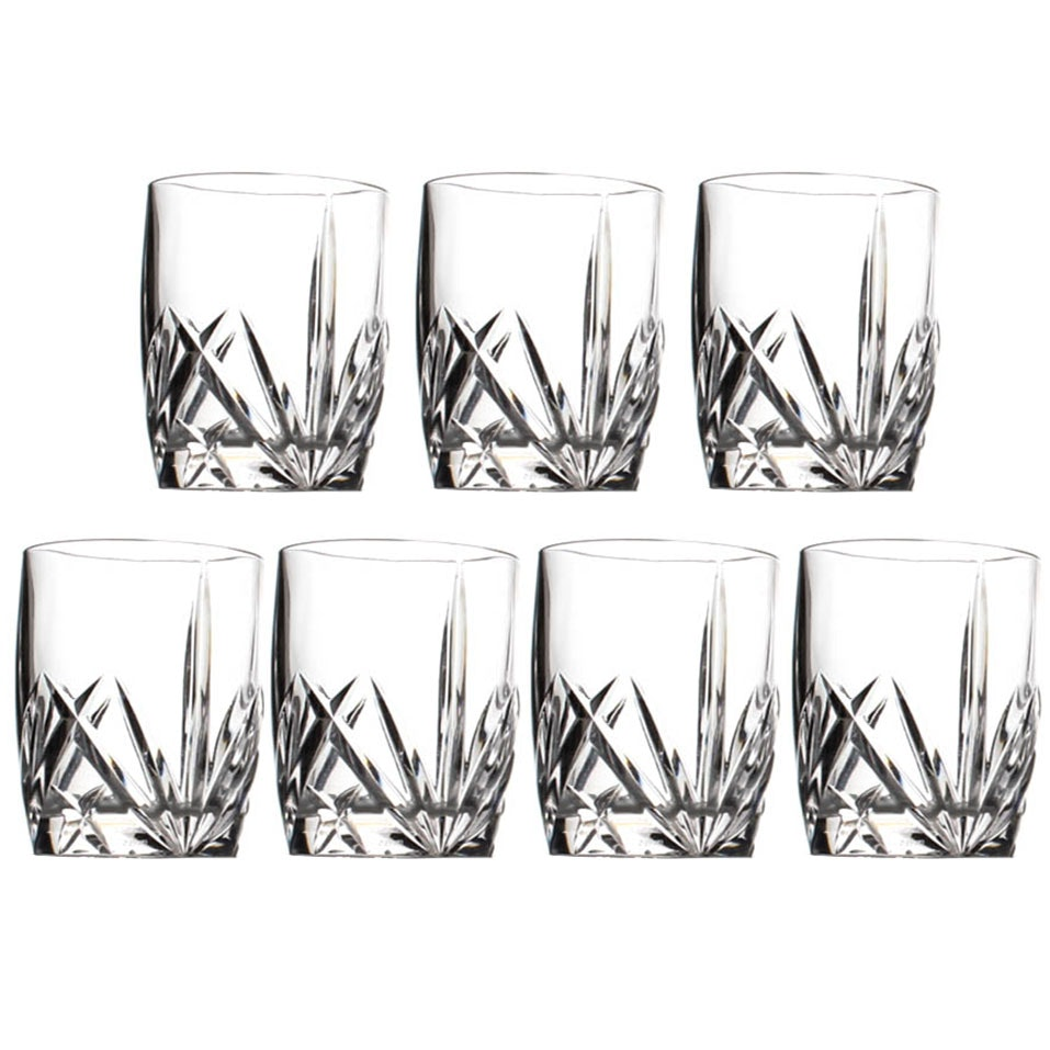 """Marquis by Waterford """"Brookside"""" Old Fashioned Glasses"""