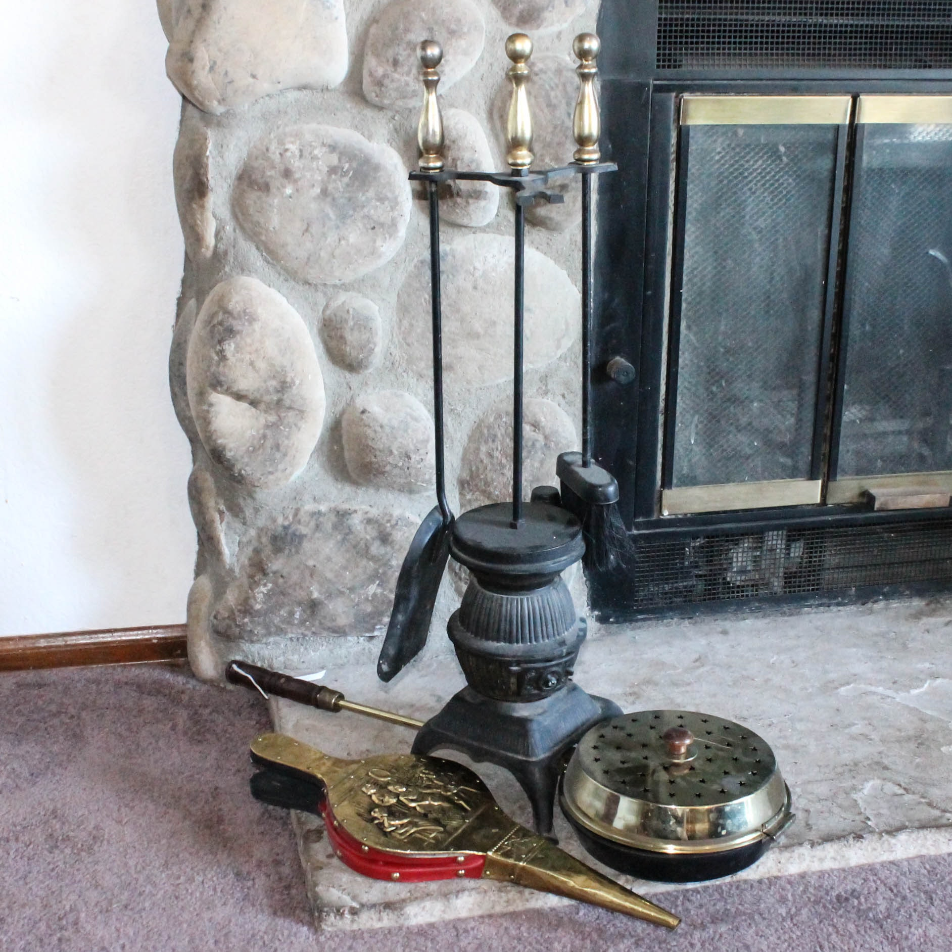 Fireplace Tools and Accessories